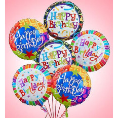 Air-Rangement - Compleanno Mylar Balloons