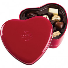 Corné Port Royal Tin Heart con 10 cioccolatini