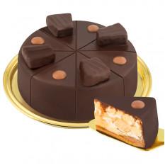 Torta piramide di dessert