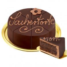 Delizioso dessert Torta al cioccolato