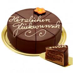 Torta Sacher Dessert