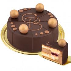 Marc de Champagne-Cake