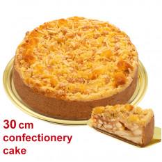 Grande torta di mele