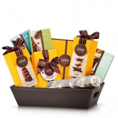 Ultimo cesto di cioccolato