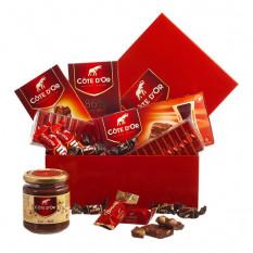 Scatola amante del cioccolato Côte D'Or