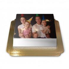 Cake-Photo Frameless (Small)