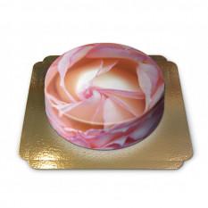 Torta di petali di rosa (piccola)