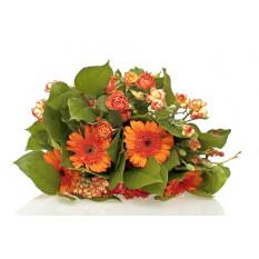 Bouquet di fiori d'arancio
