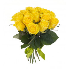 Bouquet Of Yellow Roses (Refined)