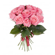 Bouquet Of Pink Roses (Refined)