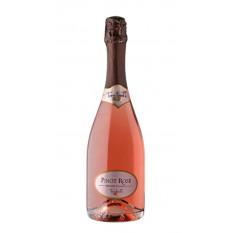 Spumante Rose Pas Dose Pinot Rose Metodo Classico Torre Fornello 2012