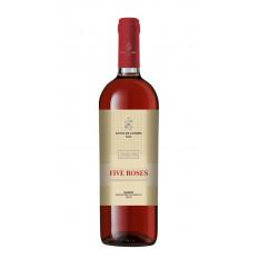 Rosato Five Roses Leone De Castris 2018