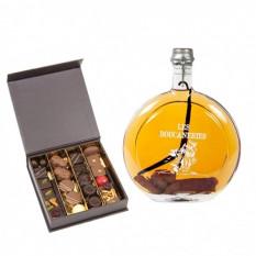 Cioccolatini E Rum Organizzati Con Cacao (N. Di Cioccolatini 25)