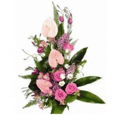 Fiori rosa (piccoli)