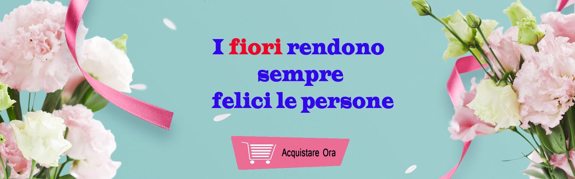 inviare fiori in italia